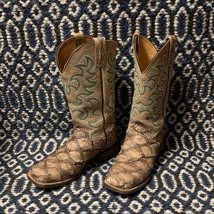 Exotic Cowboy Boot